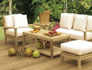 Терраса и садовая мебель