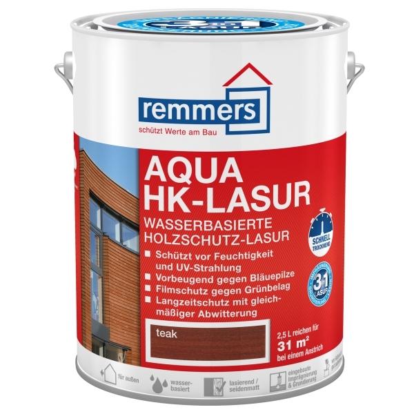 защитная лазурь Реммерс Aqua HK-Lasur